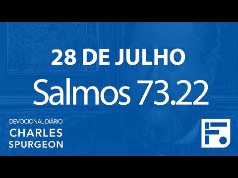 28 de julho –  Devocional Diário CHARLES SPURGEON #210