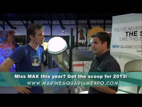 Mr. Saltwater Tank Visits Marine Aquarium Expo (MAX) 2012