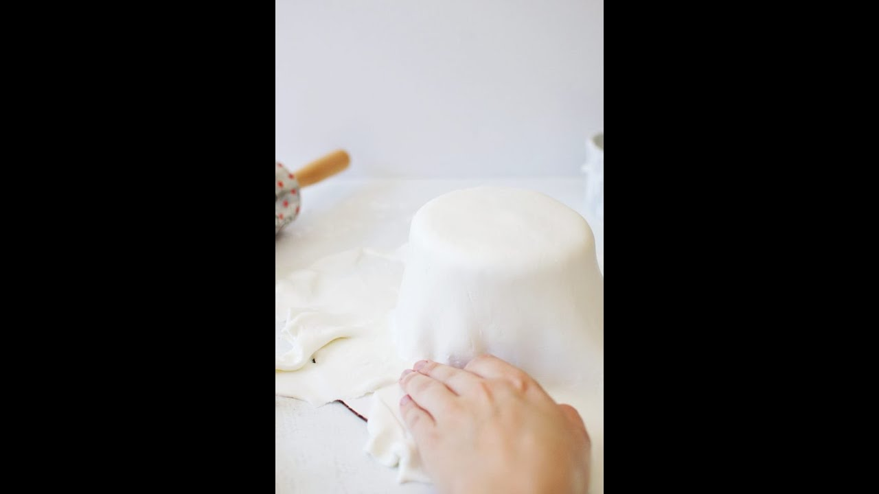 how to make your own fondant from scratch