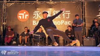 SEVEN ELEVEN vs PREDATORZ 4 on 4 RF Jam Bboy Crew Final, Taipei Bboy City | YAK BATTLES