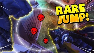 RARE Winston JUMP Triple Kill!! - Overwatch Funny Moments & Best Plays 5