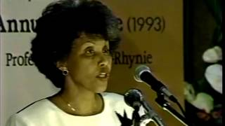 Elsa Leo-Rhynie : The Jamaican Family : Continuity and Change (part 3) Thumbnail