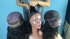 What's the Difference in 360 wig and Full Lace wig and Lace Front Wig Study well before order