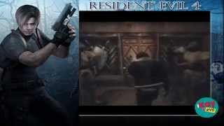 iKay juegos retros, betas y curiosidades 3: Resident evil 4