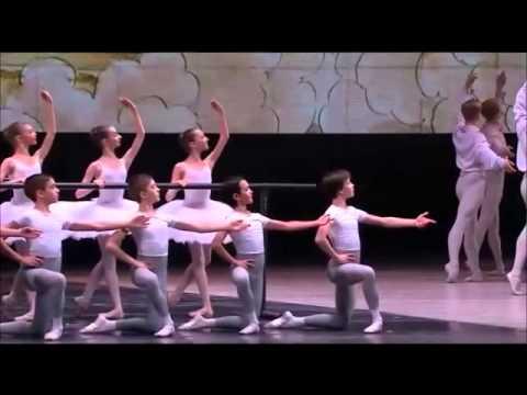 extrait du gala de réouverture du théâtre Mariinski II de SAINT PETERSBOURG