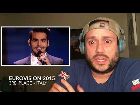 ESC 2015 Reaction