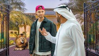 Conheci a Casa do Homem mais Rico do Dubai