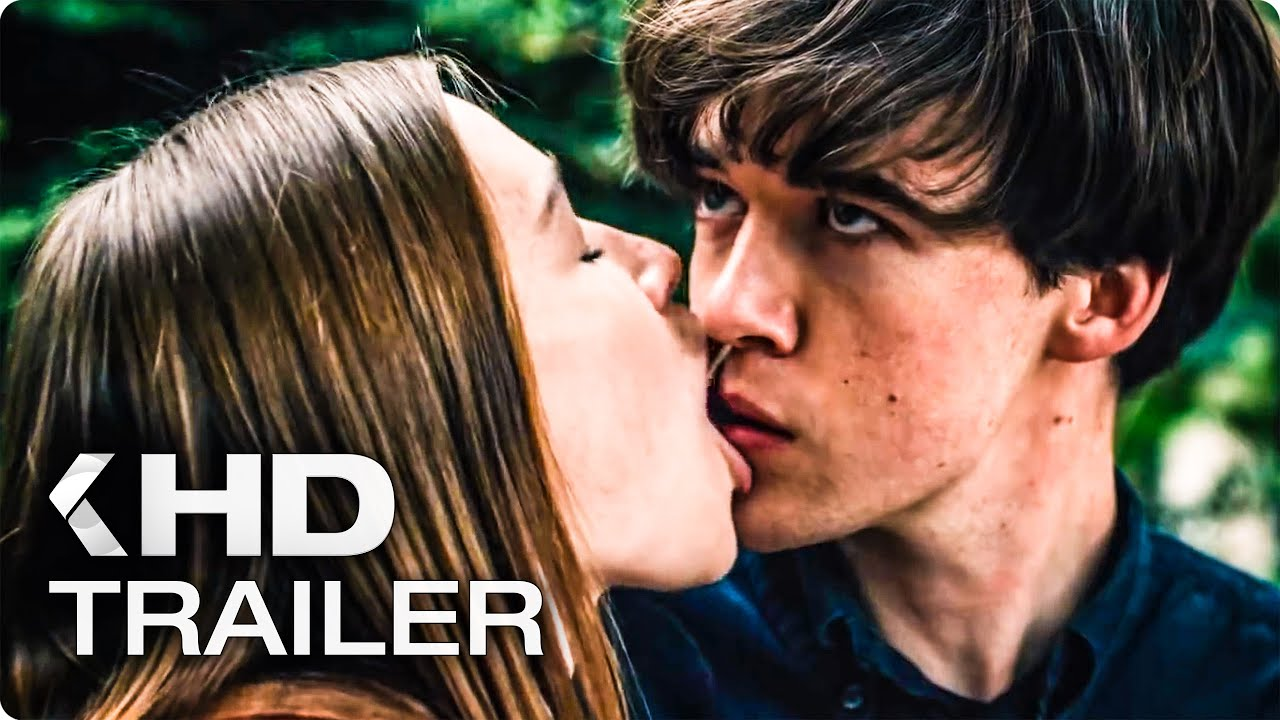 THE END OF THE F**KING WORLD Trailer (2018) Netflix