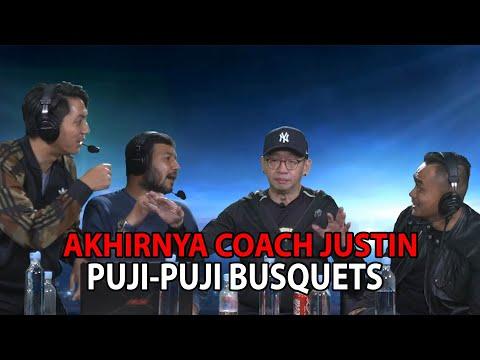 VIDEO INI HANYA BERISI PUJIAN COACH JUSTIN UNTUK BUSQUETS!!!