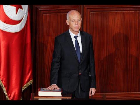 كيف تلقى السياسيون التونسيون خطاب قيس سعيّد بعد أدائه اليمين الدستورية رئيسا للبلاد؟  - نشر قبل 23 دقيقة