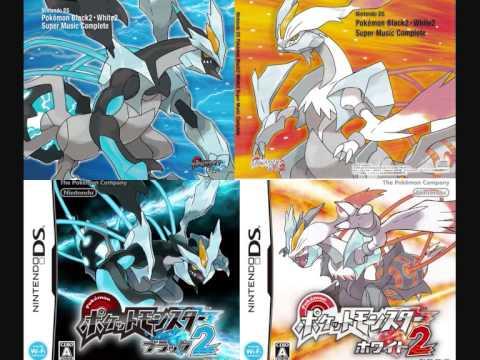 Title Screen - Pokémon Black2/White2