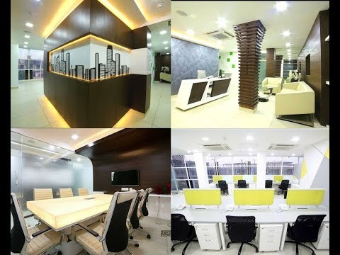 Commercial Office Interior Design Delhi NCR (INDIRAPURAM)