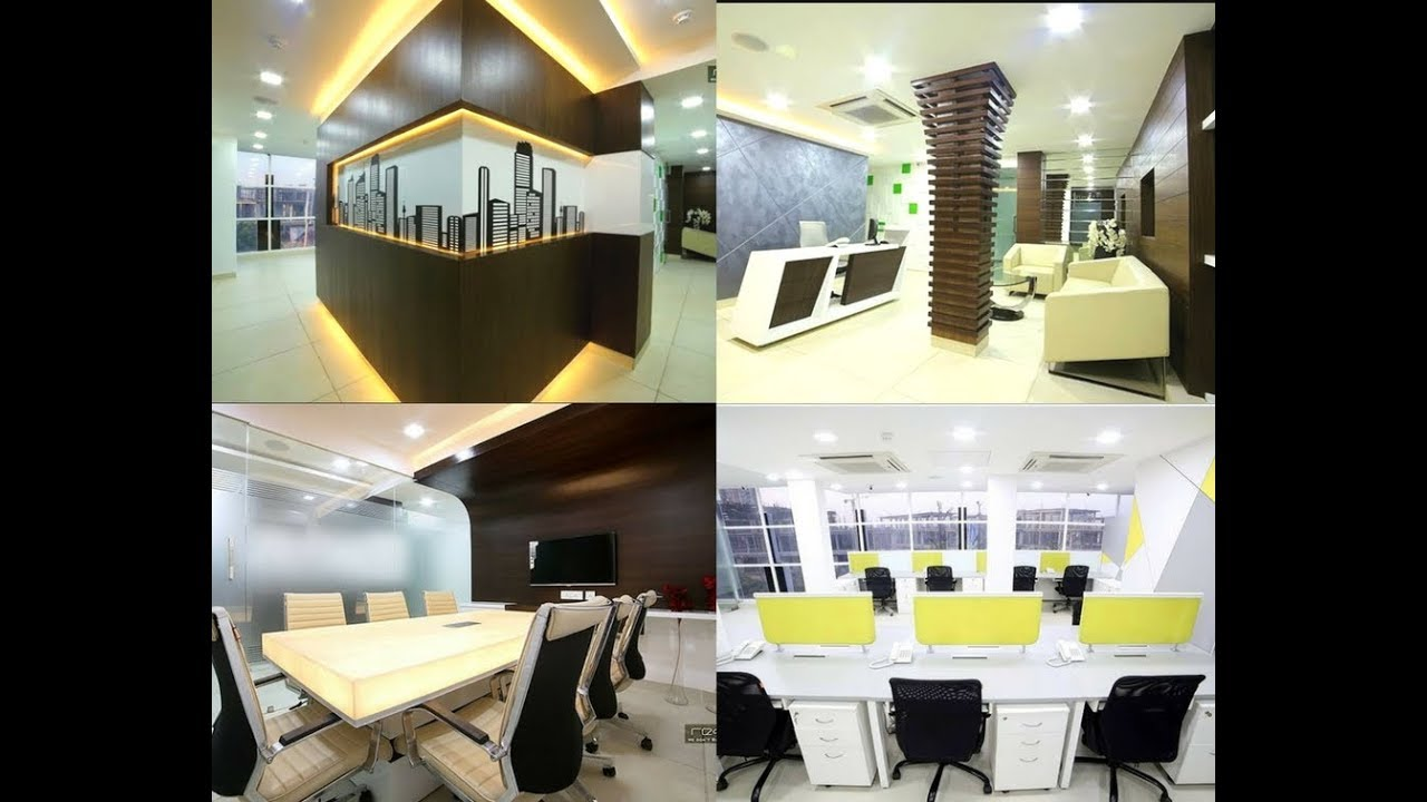 commercial office interior design delhi ncr indirapuram youtube