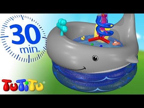 TuTiTu Deutsch | Spielzeug für Kleinkinder | Badespielzeuge | 30 Minuten Spezial