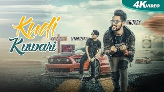 Kudi Kuwari(Full ) Ruxty Zefrozzer New Punjabi Songs 2017 Latest Punjabi Song 2017 Blue Hawk
