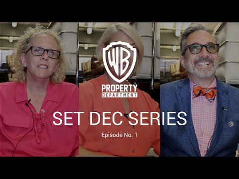 How the set decorator helps tell the story | Warner Bros. Property