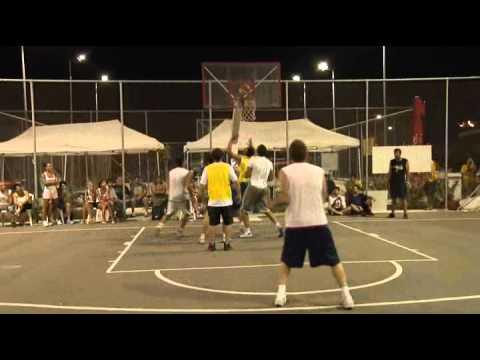3on3 street hoops Korinthos