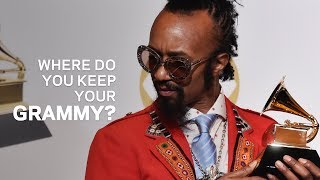 Where Do You Keep Your GRAMMY | Fantastic Negrito