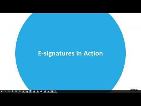 5 Favorite E-Signature Features Functions You'll Want to Know