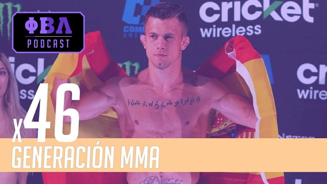 Generación MMA x46 | Dani Bárez: