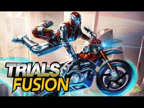Trials Fusion After the Incident / Motocross Games / Videos