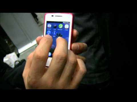 【MWC 2013】Firefox OS搭載、Alcatel「One Touch Fire」