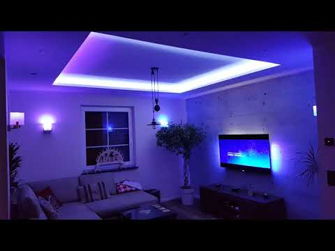 Philips OLED TV 55POS9002/12 Ambilight + Hue Smart LED