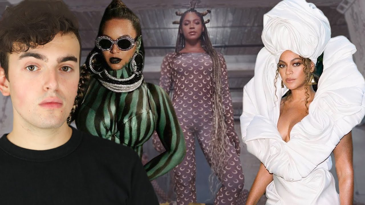 "Fashion Critic Reacts to Beyoncé's ""Black is King"" Style"