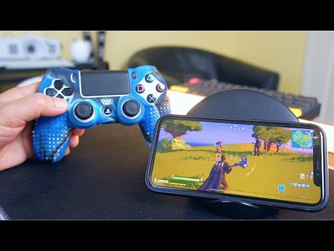How to Connect PS4 Controller to iPhone, iPad, or iOS Devices