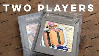 Bomberman Collection GB Game Boy Two Player Link Cable DMG-ABCJ-JPN