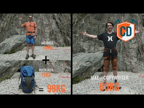Edelrid OHM Mega Weight Difference Test | Climbing Daily Ep.954