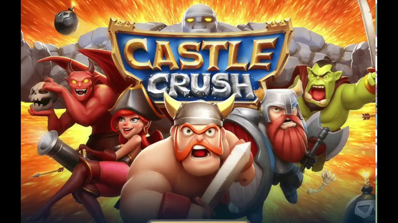 Crush The Castle 4