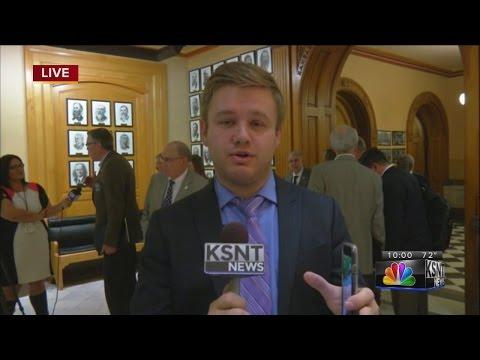 Legislature votes to override veto of tax bill