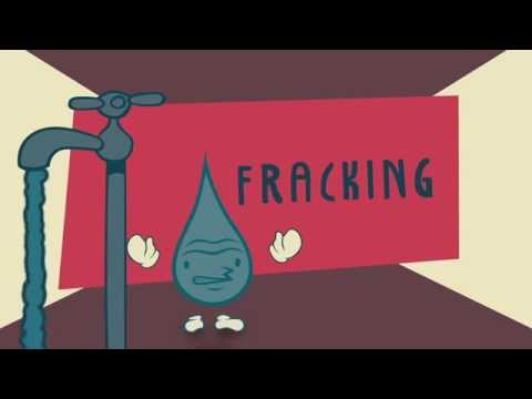 Fracking (Animated Infographic Video)