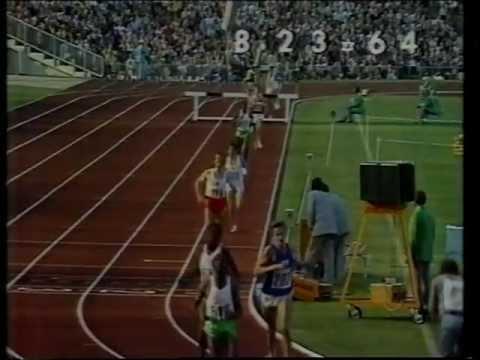 Kip Keino - 3000m Steeplechase - 1972