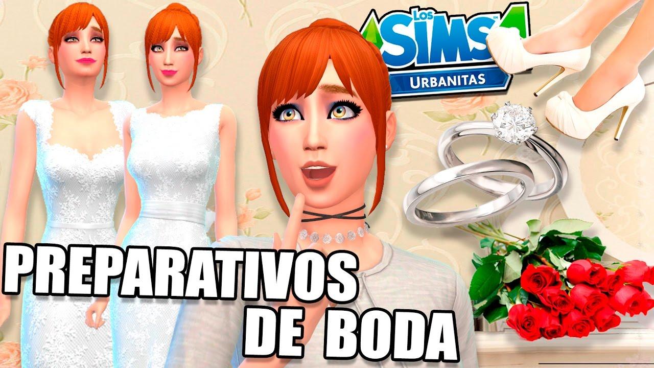 Preparamos La Boda Tú Eliges Ep24 Los Sims 4 Urbanitas