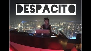 DESPACITO, LUIS FONSI, JUSTIN&#39S SONG BY LIVE BAND AT NEW YORK CLUB, THAILAND STYLE