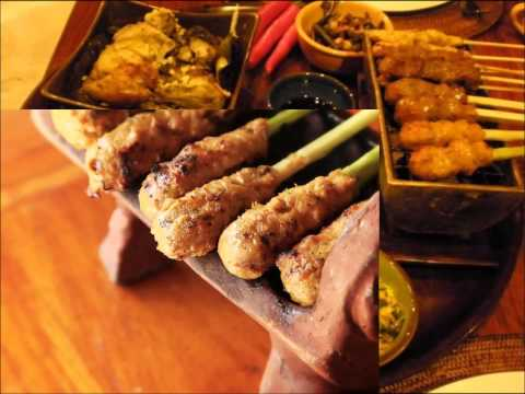 Culinary travel : Sate Lilit Bali - Indonesian Traditional Culinary