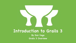 Introduction to Grails 3.0