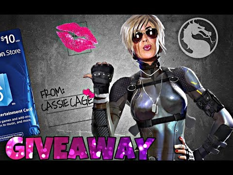Mortal Kombat XL | King Of The Hill Tournament | PSN GiftCard Giveaway!!! thumbnail