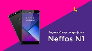 Видеообзор смартфона Neffos N1