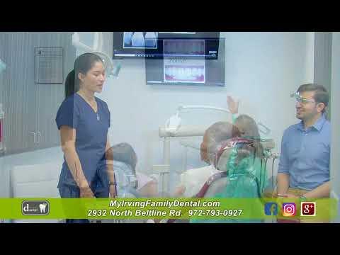 Caring & Affordable Irving Dentist - Irving Family Dental