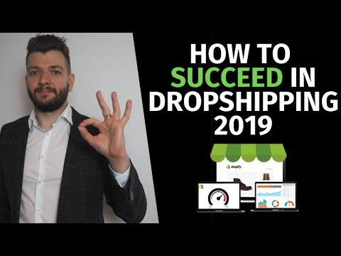 Best Shopify Strategy to Succeed In Dropshipping 2019
