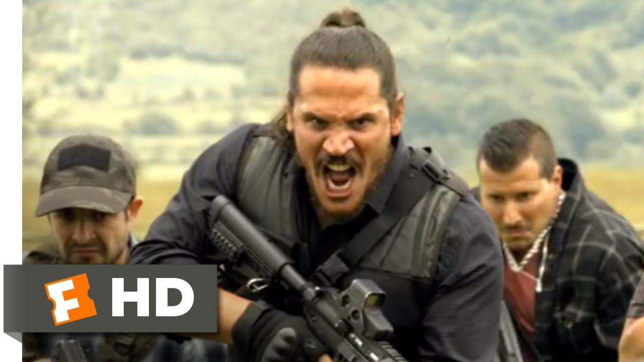Download Rambo: Last Blood (2019) - Booby-Trapped Ranch Scene (7/10) | Movieclips