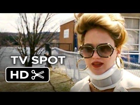 American Hustle TV SPOT - Winner Of 3 Golden Globes (2013) - Jennifer Lawrence Movie HD