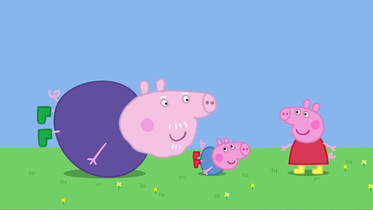 Peppa pig New English Episodes Full Compilation 2018 #100 ...