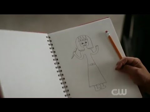 Download The Flash 6x02 Joe motivates Barry/ Killer Frost's Drawing