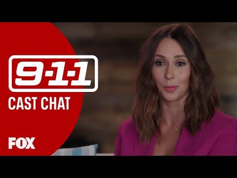 Angela Bassett & Jennifer Love Hewitt Chat About The New Season | Season 2 | 9-1-1