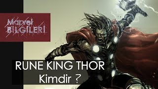 Rune King Thor Kimdir ?