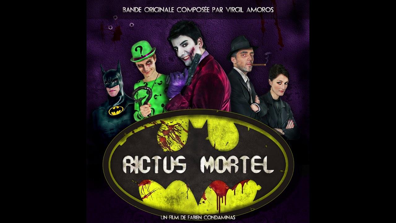 RICTUS MORTEL - Bande Originale (OST) - Virgil Amoros